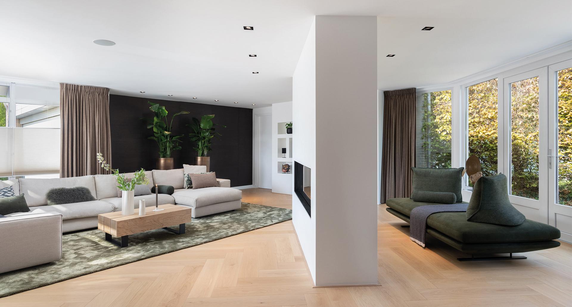 interieurarchitect interieurontwerp huiskamer gashaard maatwerkmeubels