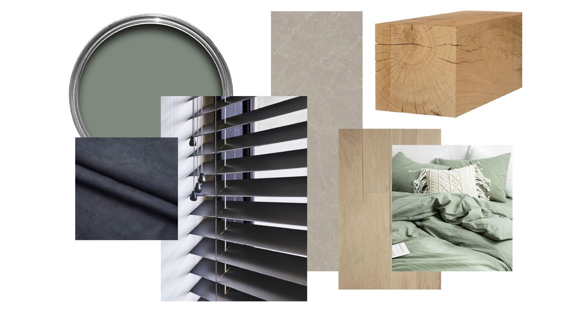 interieur moodboard sfeerbord natuurlijke materialen